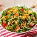 'Peanuts and Pulses' Summer Salad recipe