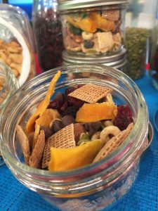 jar of all-in-one-crunch mix