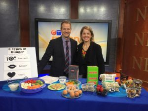 How to Manage Stress Eating: Nutrition Expert Andrea Holwegner on CTV