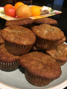healthy whole wheat banana muffin recipe, kid friendly banana muffins, whole wheat banana muffin recipe