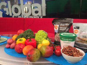 Healthy food choices for living well, not detoxing