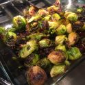 maple balsamic roasted brussels sprouts recipe