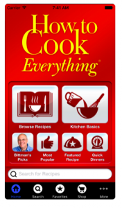 top cookbook app - how to cook everything mark bittman