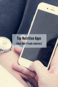 top healthy eat app without tracking calories
