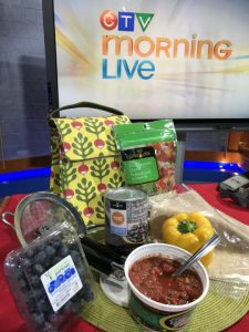 lunch packing ideas for work