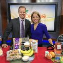 Andrea Holweger, Calgary Dietitian on CTV Morning News