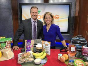 Andrea Holweger, Calgary Dietitian on CTV Morning News