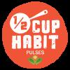 1/2 cup habit Pulse Canada logo