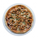 BBQ tortilla pizza recipe Pulse Canada
