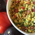 fire roasted corn avocado salsa recipe