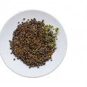 Crunchy Sea Salt and Thyme Roasted Lentils Recipe