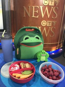 Healthy Road trip snacks, CTV Morning News