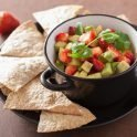 Fruit Salsa Recipe: Avocado and Strawberry Salsa