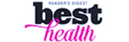 Reader's Digest Best Health Magazine logo