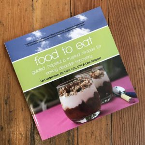 Food to Eat - guided, hopeful & trusted recipes for eating disorder recovery