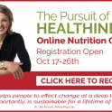 Pursuit of Healthiness course information
