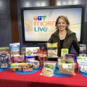 Calgary Dietitian Andrea Holwegner on CTV Morning Live