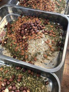 groovy granola triple batch