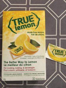 TRUE Lemon Essence