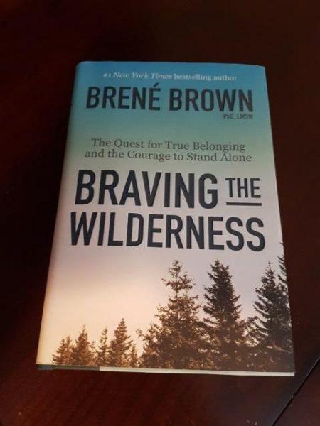 Brene Brown's Braving the Wilderness
