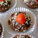 chocolate cupcake - how to reduce sugar in your diet