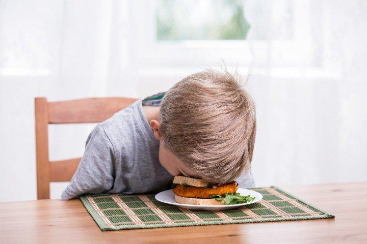 children's nutrition struggles