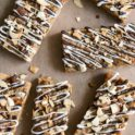 apricot almond granola bars