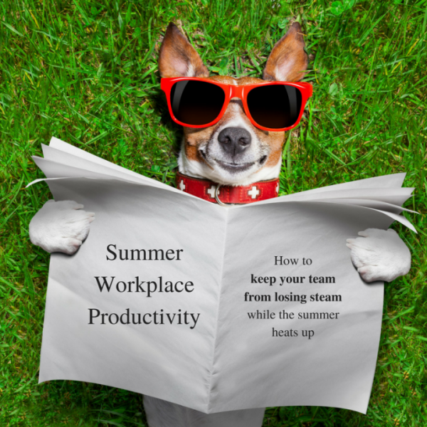 summer productivity