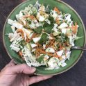 apple poppyseed coleslaw