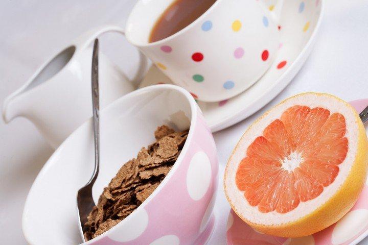 fibre full breakfast