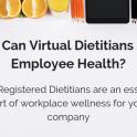 Virtual dietitians