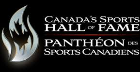 logo for canada's sports hall of fame