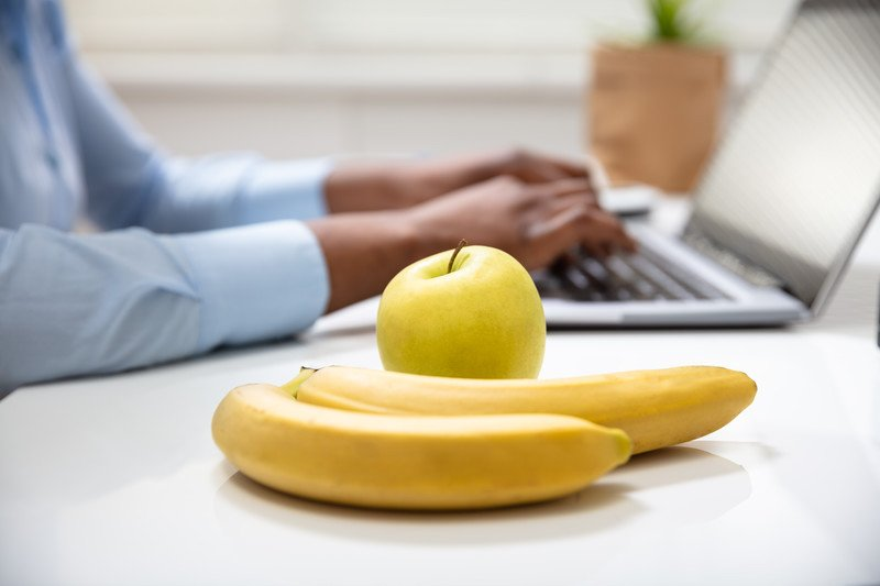 healthy workplace month for balanced nutrition