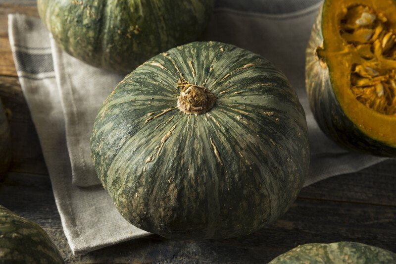how to eat kabocha squash