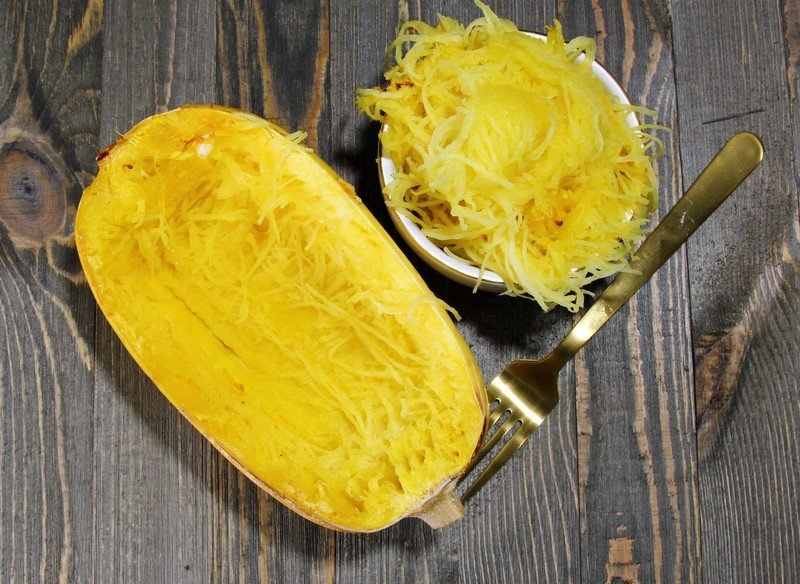 spaghetti squash cooking tips