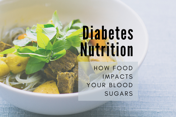 Diabetes Dietitian: how does food impact my blood sugars