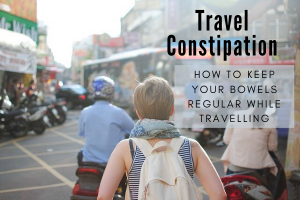 IBS travel tips and managing constipation