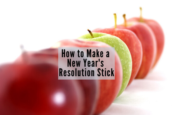 Top New Year's reslolution for healthy eating