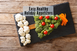 healthy holiday appetizer easy