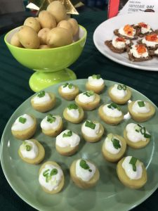 holiday appetizers healthy