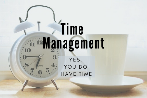 Dietitian tips on time management