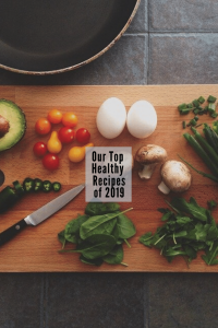 best healthy recipes from our Dietitian team 2019