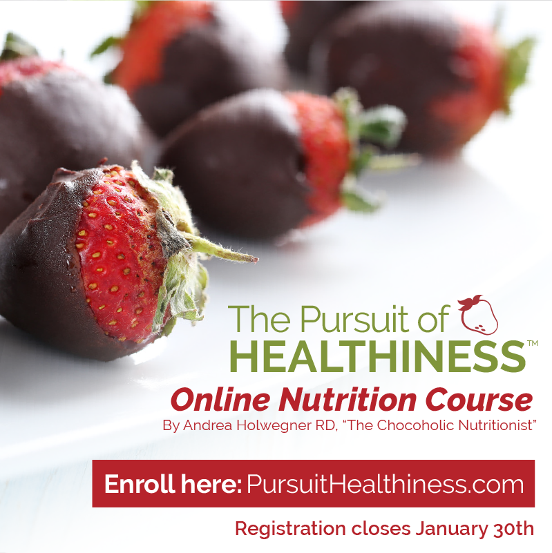 online nutrition course by Dietitian Andrea Holwegner