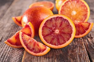 blood oranges and other citrus fruit food ideas