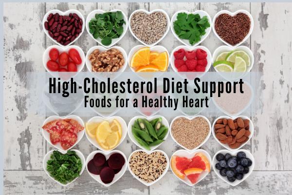 high cholesterol despite good diet