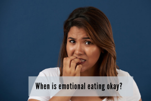 Tips on understanding emotional eating