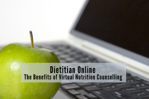online dietitian for virtual nutrition counselling