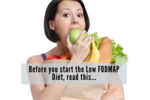 fodmap diet find a dietitian