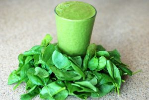 Canva - Green Smoothie Drink