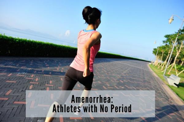 Women running on a wide path